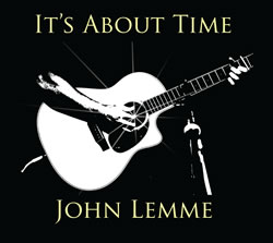 It's About Time CD Cover